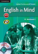 English in Mind Level 2 Workbook with Audio CD/CD-ROM for Windows Middle East Edition