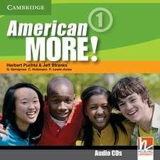 American More! Level 1 Class Audio CDs (2)