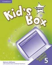 Kid's Box American English Level 5 Teacher's Edition