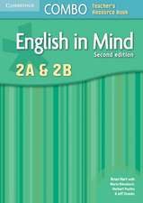 English in Mind Levels 2A and 2B Combo Teacher's Resource Book