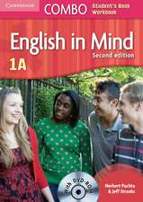 English in Mind Level 1A Combo A with DVD-ROM