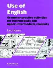 Use of English Student's book: Grammar Practice Activities
