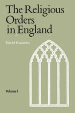 Religious Orders Vol 1