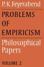 Problems of Empiricism: Volume 2: Philosophical Papers