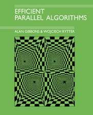 Efficient Parallel Algorithms