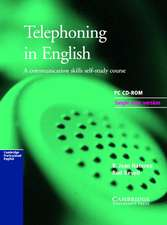 Telephoning in English CD-ROM: A communication skills self-study course