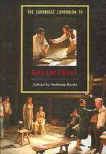 The Cambridge Companion to Brian Friel