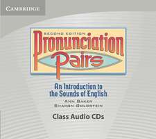 Pronunciation Pairs Audio CDs