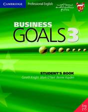 Business Goals 3 Student's Book Bahrain Edition