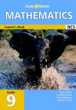 Study and Master Mathematics Grade 9 Learner's Book