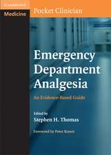 Emergency Department Analgesia: An Evidence-Based Guide