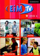 English in Mind Level 1 DVD (PAL/NTSC) and Activity Booklet