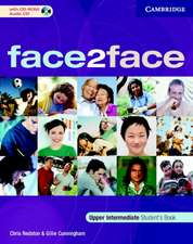 face2face Upper Intermediate Matura Pack (Polish edition)