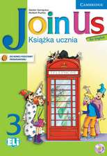 Join Us for English Level 3 Pupil's Book with CD-ROM Polish Edition