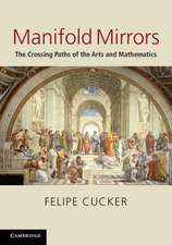 Manifold Mirrors: The Crossing Paths of the Arts and Mathematics