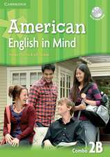 American English in Mind Level 2 Combo B with DVD-ROM
