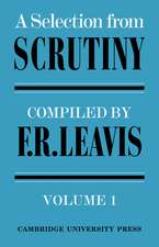 A Selection from Scrutiny 2 Volume Paperback Set