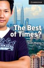 The Best of Times? [With 3 CDs]:  Developments in Contemporary Metaphysics
