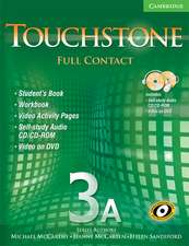 Touchstone 3A Full Contact (with NTSC DVD)