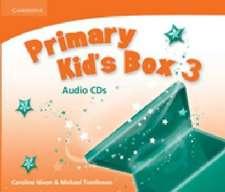 Primary Kid's Box Level 3 Audio CDs (2) Polish Edition