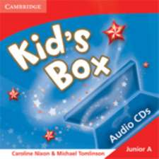 Kid's Box Junior A Audio CDs (3) Greek Edition