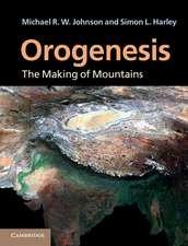 Orogenesis