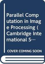 Parallel Computation in Image Processing