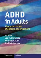 ADHD in Adults: Characterization, Diagnosis, and Treatment