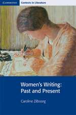 Women's Writing: Past and Present