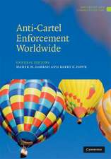 Anti-Cartel Enforcement Worldwide 3 Volume Hardback Set