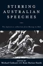 Stirring Australian Speeches