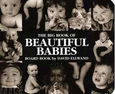 Big Book of Beautiful Babies Board Book