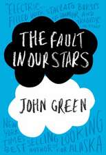 The Fault In Our Stars: Publishers Weekly Bestseller