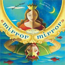 Mirror:  A Book of Reversible Verse