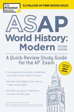 ASAP World History: Modern