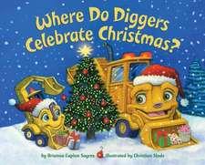 Where Do Diggers Celebrate Christmas?
