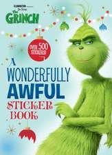 Illumination Presents Dr. Seuss' the Grinch 4C Activity Book with Stickers (Illumination's the Grinch)