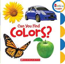 Can You Find Colors?