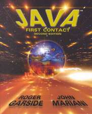 Java With Infotrac: First Contact