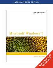 New Perspectives on Microsoft¿ Windows 7, Introductory International Edition