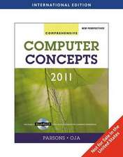 Parsons, J: New Perspectives on Computer Concepts 2011