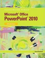 Microsoft¿ PowerPoint¿ 2010