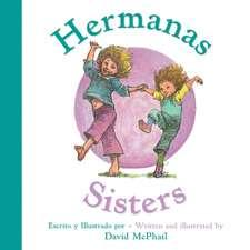 Hermanas/Sisters (Bilingual Board Book)