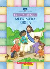 Lee y Aprende:  Mi Primera Biblia = My First Read and Learn Bible