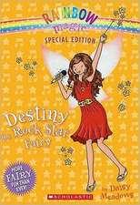 Destiny the Rock Star Fairy
