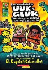 Las Aventuras de Uuk y Gluk, Cavernicolas del Futuro y Maestros de Kung Fu:  (Spanish Language Edition of the Adventures of Ook and Gluk, Kung-Fu Cavem