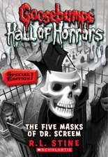 Goosebumps Hall of Horrors #3:  Special Edition