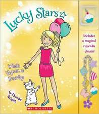 Lucky Stars:  Wish Upon a Party [With Charm]