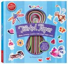 Klutz: Twirled Paper: De la 10 ani