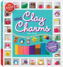 Klutz: Clay Charms: Copii de la 8 ani